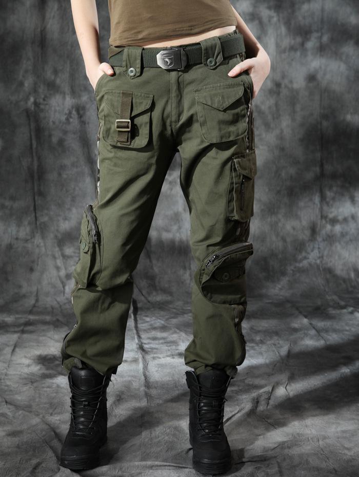 Купить Брюки Военные Женские