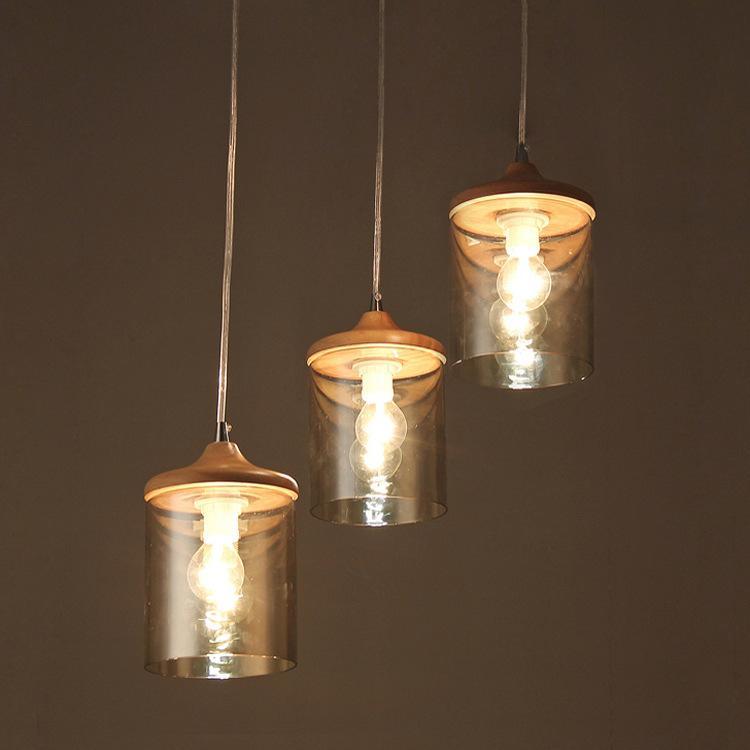 Home illuminazione camera da letto lampade elegante arte moderna ...