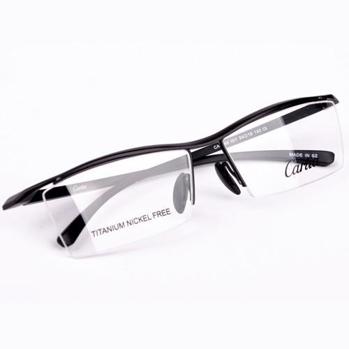 CA8189 Carfia Eyeglass Frames Titanium Designer Eyeglass ...