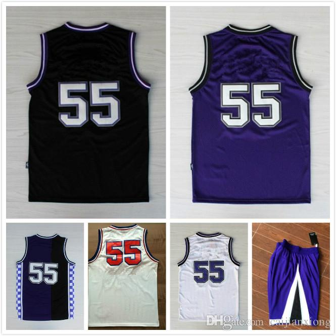 # 55 de basket-ball Jersey, Rev 30 Basketball Jersey, short meilleure qualité, A
