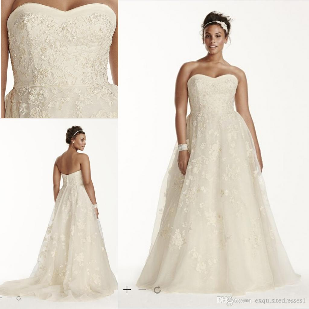 Oleg cassini discount wedding dresses discount wedding for Wedding dress designer oleg cassini
