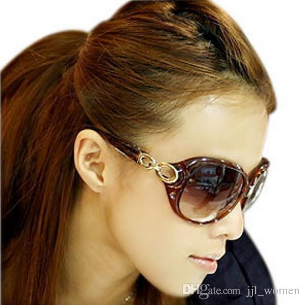 Free shipping Vintage 2013 gradient sunglasses trend Women big box paragraph elegant women's sunglasses fashion glasses