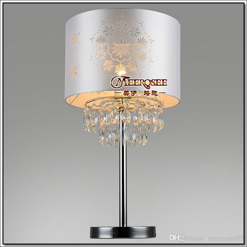 Perfect Modern Table Lamps Crystal Desk Lamp Bedside Lighting Modern Table Lamp  Crystal Desk Lamp Bedside Lighting Online With $354.9/Piece On Meerosee05u0027s  Store ...