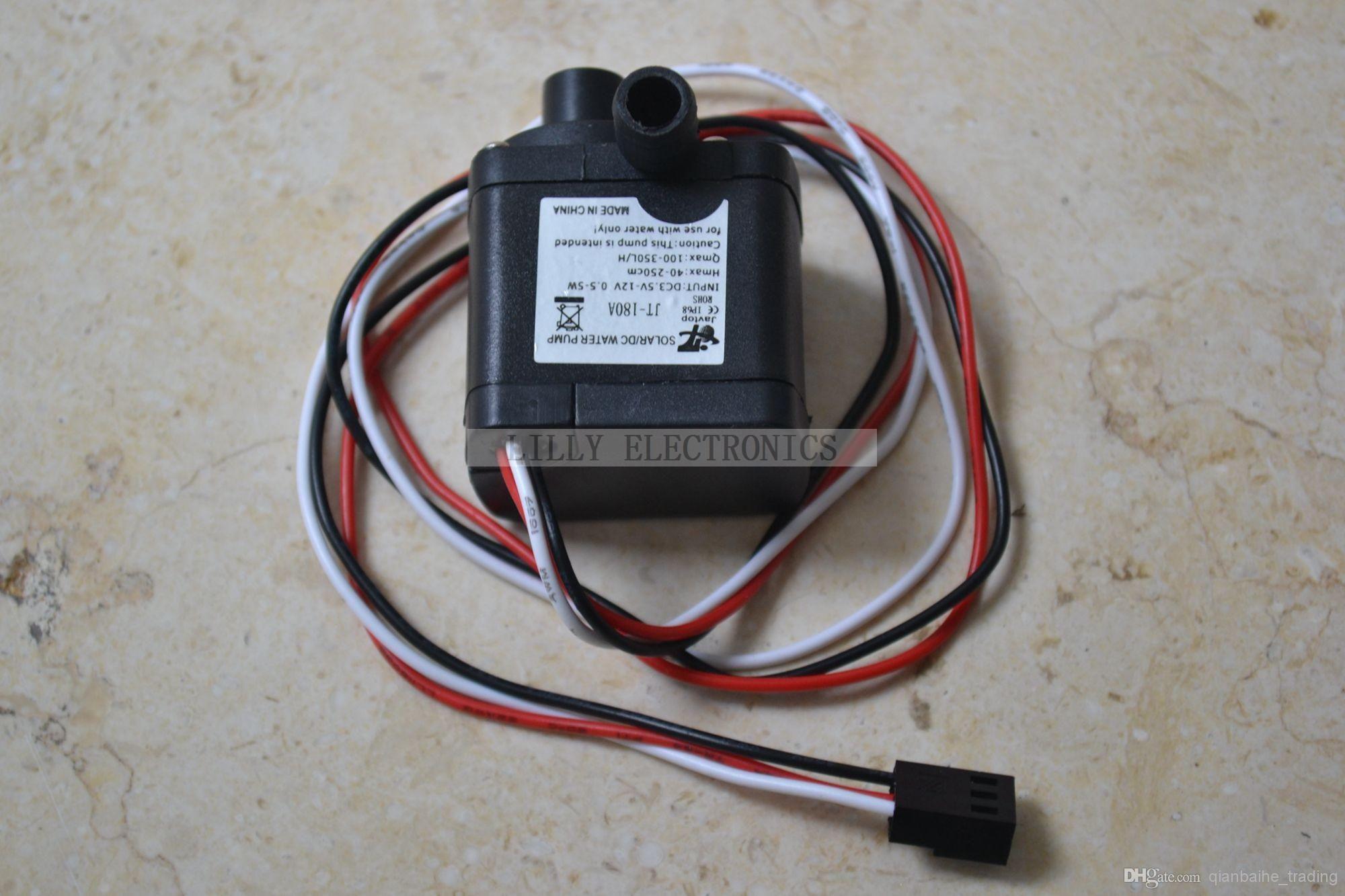 V c jt a dc mini brushless water pump amphibious