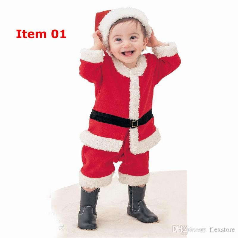Christmas Children Girl Dress Girl Christmas Dress Skirt for Baby ...
