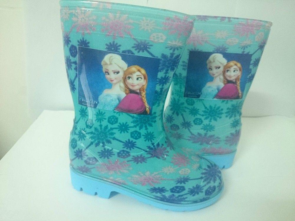 2017 Hot Sale 2015 Fashion Cartoon Shoes, Frozen Boots ...