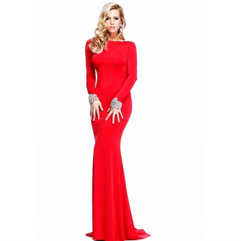 Прически на вечернее красное длинное платье