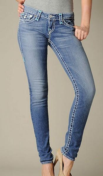 Europe America Style Women's True Brand Denim Jeans Fashion Denim Tight pants Skinny Cotton Jeans For Women High Quality Free Shipping