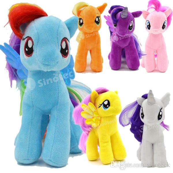 Best My Little Pony Toys And Dolls For Kids : Discount my little pony stuffed animals anime plush toys