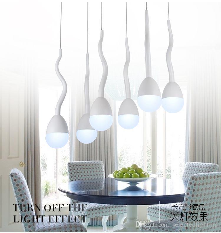 new pendant lighting. 2016 brand new led pendant lamp pcb bulb acrylic living room light glass lampshade restaurant decor led lighting o