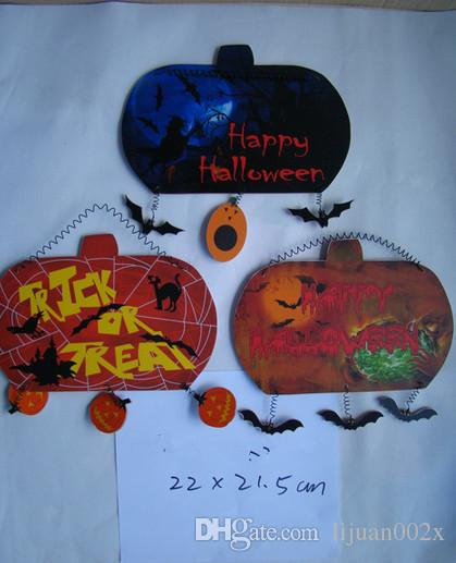 Halloween decorations halloween wood doorplate witch hat for B m halloween decorations