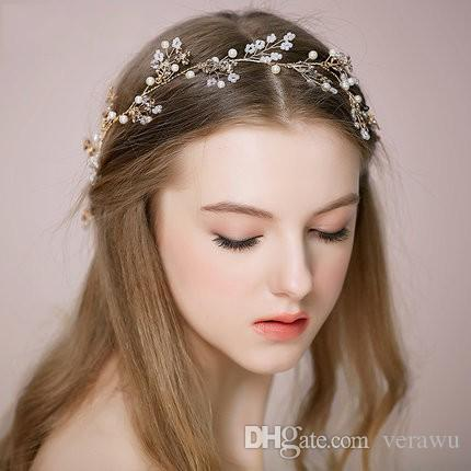 unique romantic handmade bridal hair accessories head bands new style 2015 garden wedding bridal accessories headbands fascinators cheap bridal hair