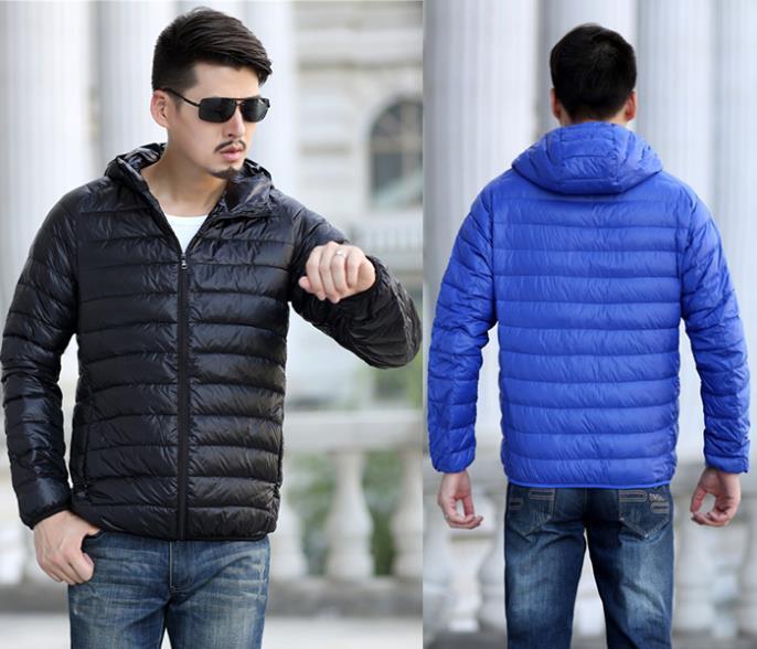 Light Winter Jackets
