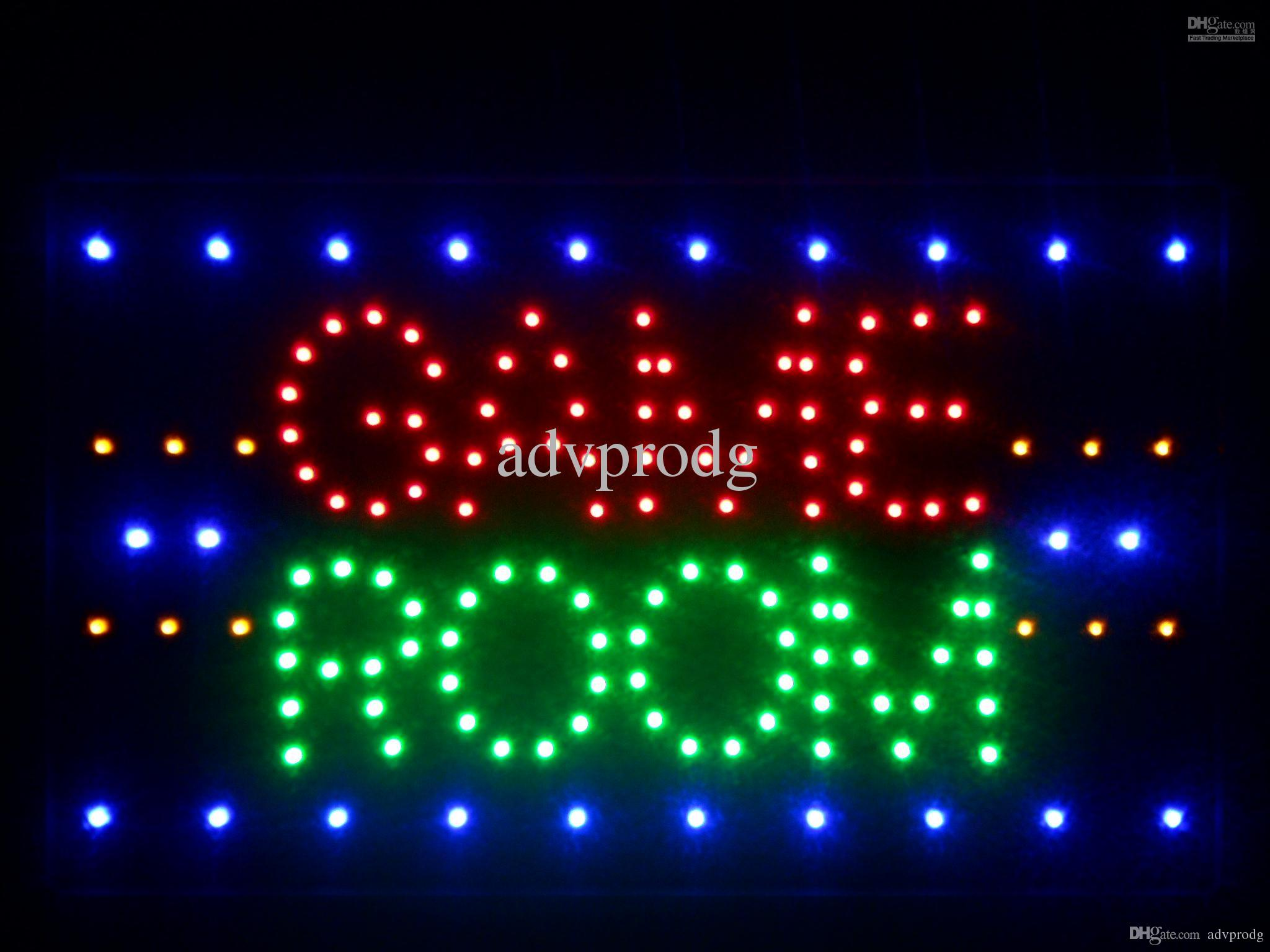 2017 Nled047 R Game Room Led Neon Light Sign 16 X 10 From
