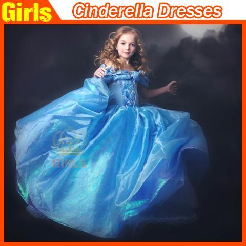 2015 Cinderella Dresses