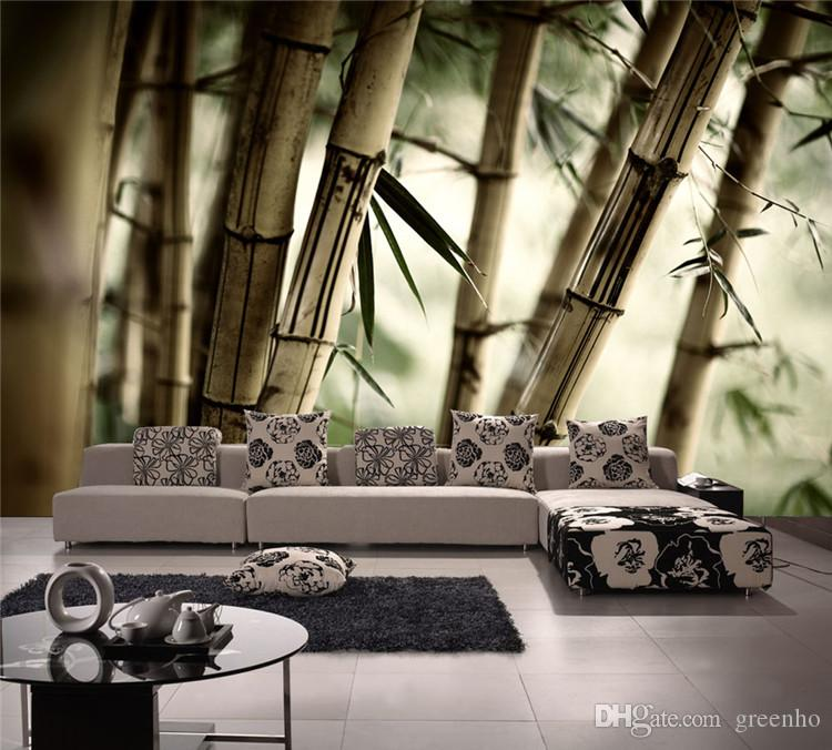 Vintage Wall Mural Bamboo After The Rain Photo Wallpaper Nature Room Decor  Wall Stickers Nursery Bedroom Kids Room 095 Bh 182 Free Wallpaper Free  Wallpaper. Vintage Wall Mural Bamboo After The Rain Photo Wallpaper Nature
