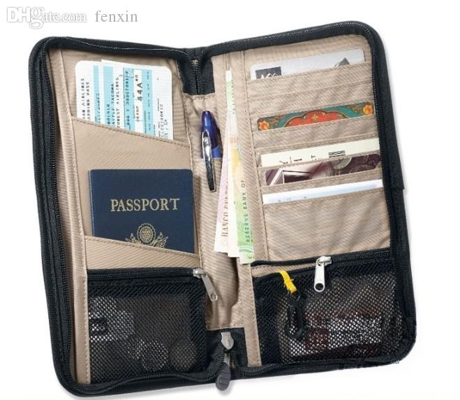 Wholesale Travel Bag Organizer Id Case Credit Cases Card Multiple ...