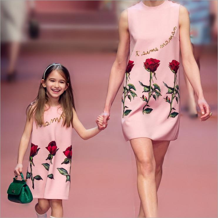 Trendy Fashion Mother Daughter Outfits 2019 What Woman Needs