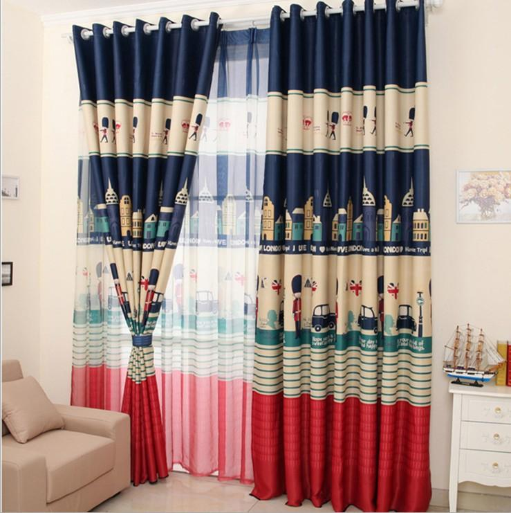 Blue Curtains For Boys Bedroom – Curtains for Boys Bedroom