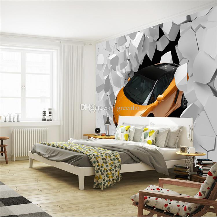 Sports Car Bedroom Wallpaper   All Pictures Top