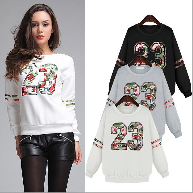 Fashion Sweatshirts For Women