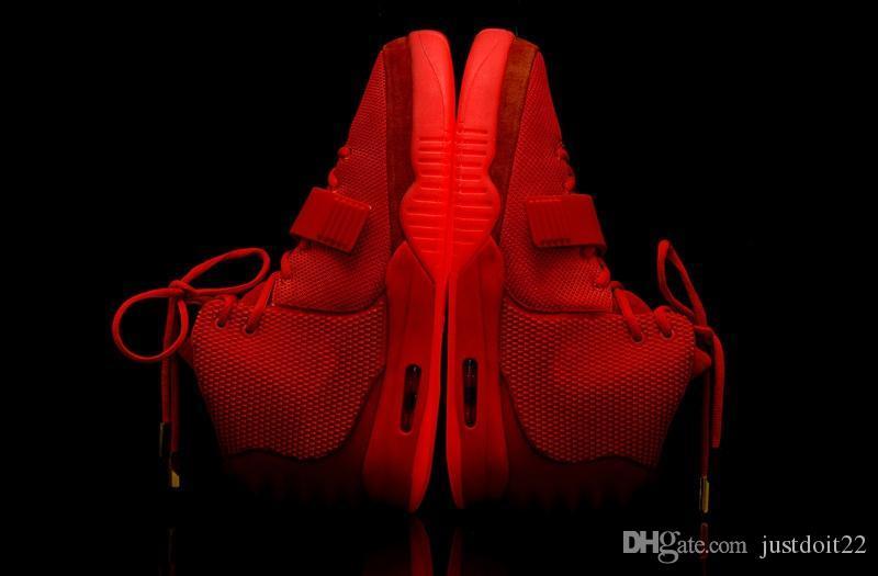 Mens Air Yeezys Black Grey shoes
