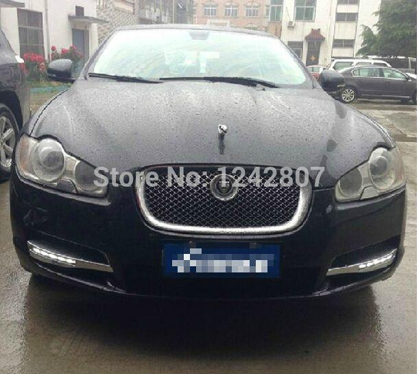 2010 Jaguar Coupe: Car Special 2008 2010 Jaguar Xf Daytime Running Light Fog