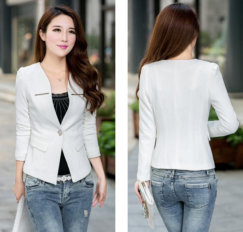 Casual Jackets For Women Photo Album - Reikian