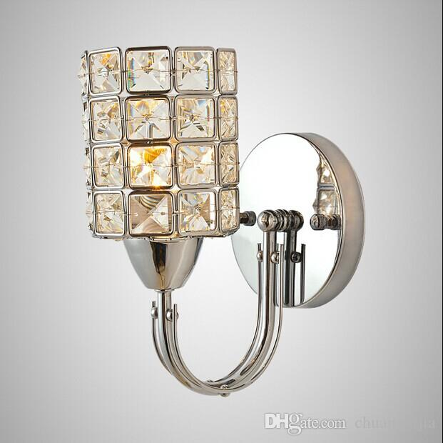 Inexpensive Crystal Wall Sconces : See larger image