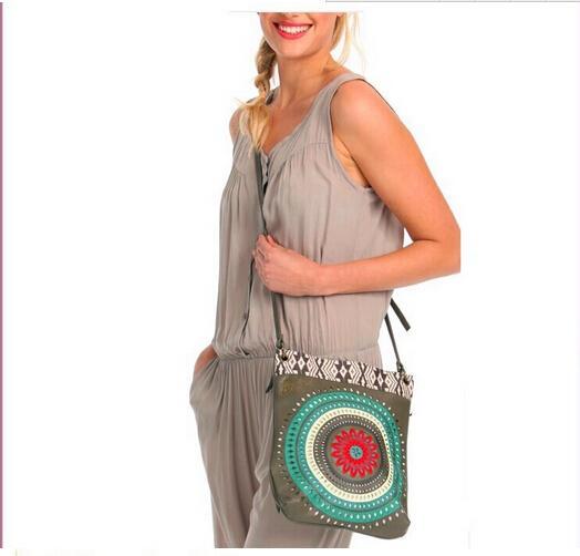 2015 New Desigual Butterfly Shoulder Tasche Handtasche Bag Handbag Purse New 50