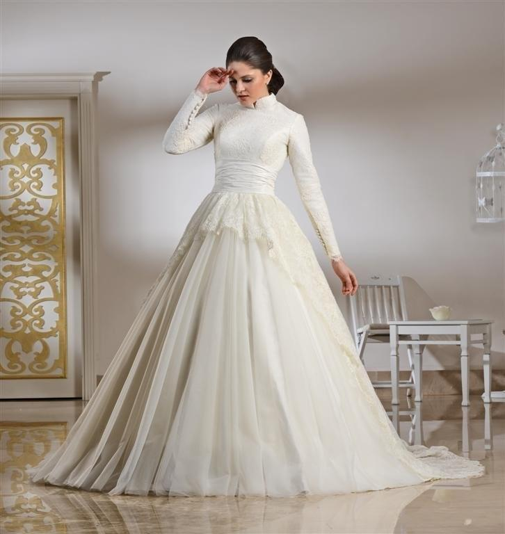 Tznius Wedding Gowns Online. Simple With The Permission Of These ...