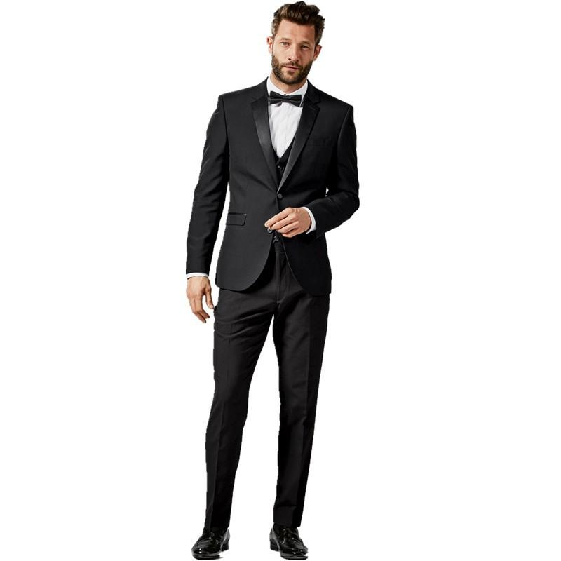 Black Tuxedo Pants Slim Fit - Popular Pants 2017