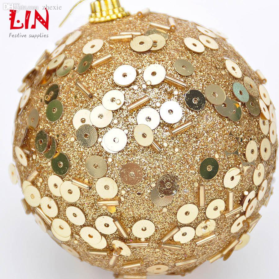 Wholesale Christmas Tree Ornament Glued