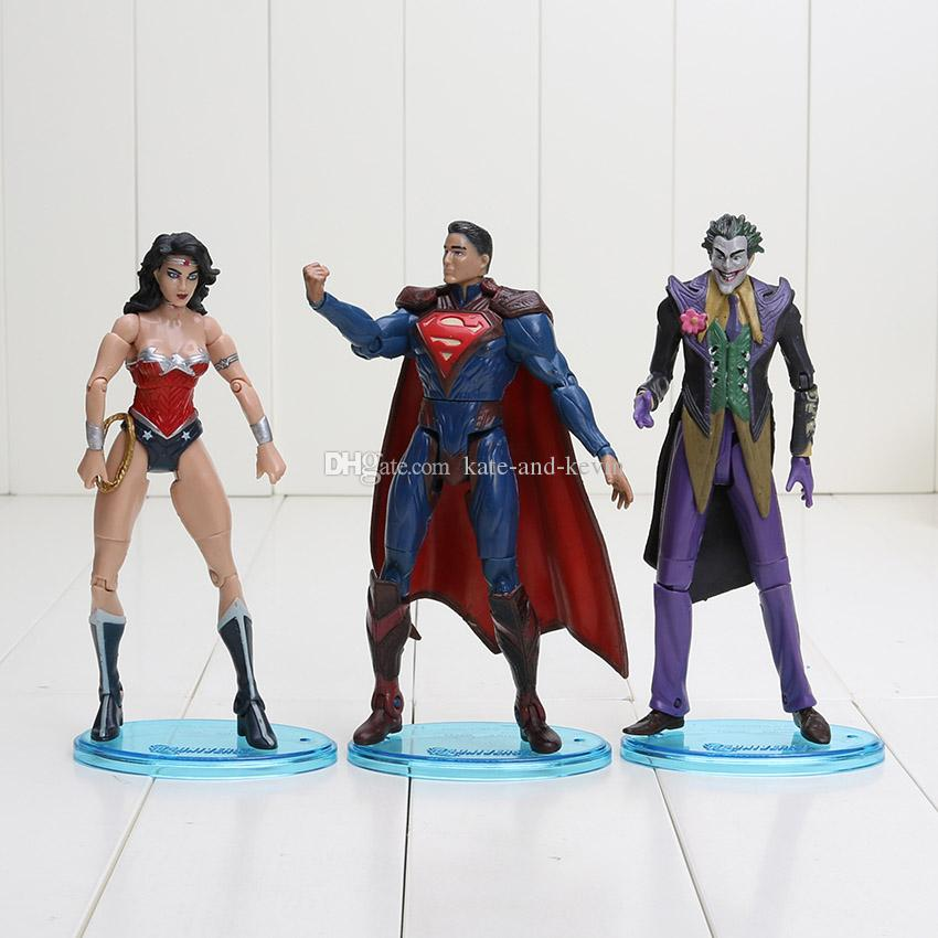 Best Justice League Toys And Action Figures For Kids : Best dc action figure toys justice league superman the