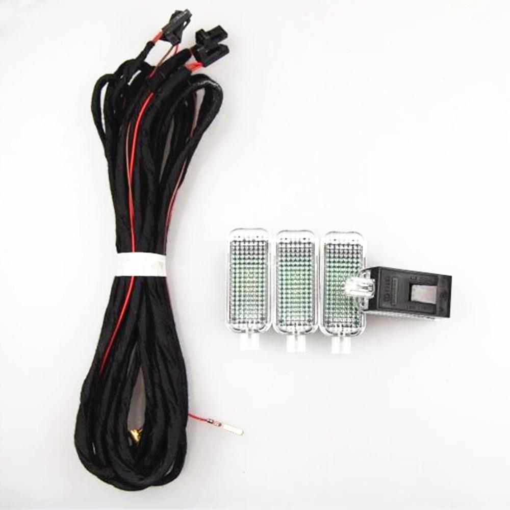 Oem Led Footwell Lights Cable