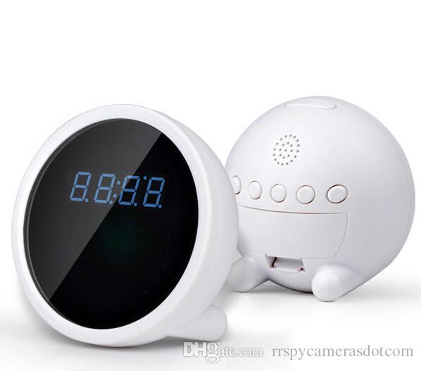 Mini Rechargeable Clock Wifi Hidden Camera Clock Hd 1080p ...
