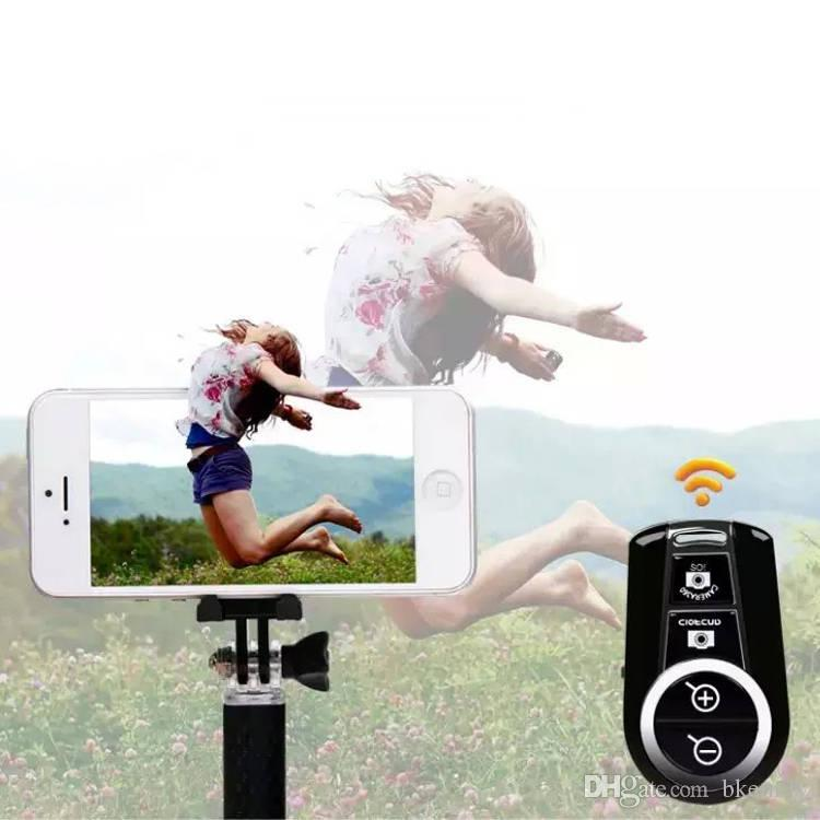 fast delivery rk 83 4 in 1 bluetooth selfie stick rod support ios android for. Black Bedroom Furniture Sets. Home Design Ideas