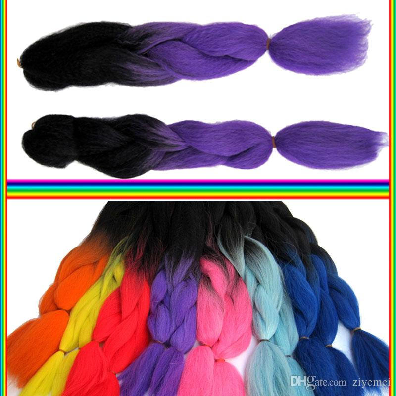 Ombre braiding hair extension xpression braid twist braiding hair ombre braiding hair extension xpression braid twist braiding hair ombre color super jumbo hot selling ombre hair synthetic hair braid online with pmusecretfo Choice Image