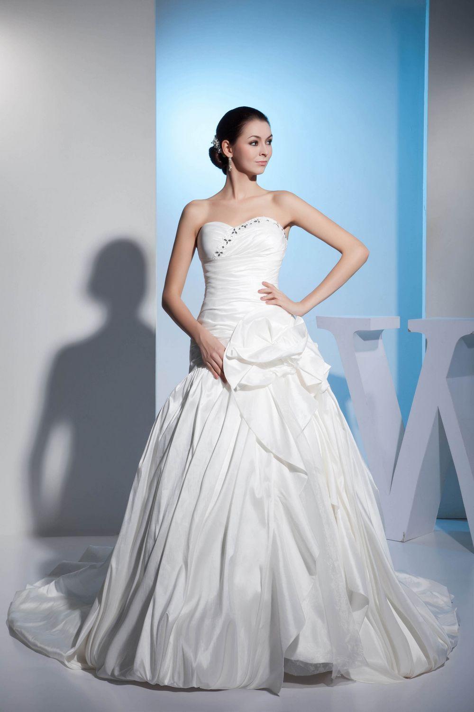 Diamond Fishtail Wedding Dresses : The bride wedding dress diamond fold cultivate one s