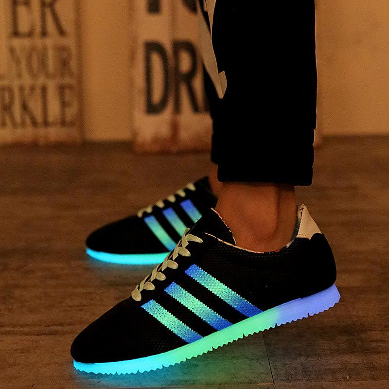 Adidas Light Up Trainers