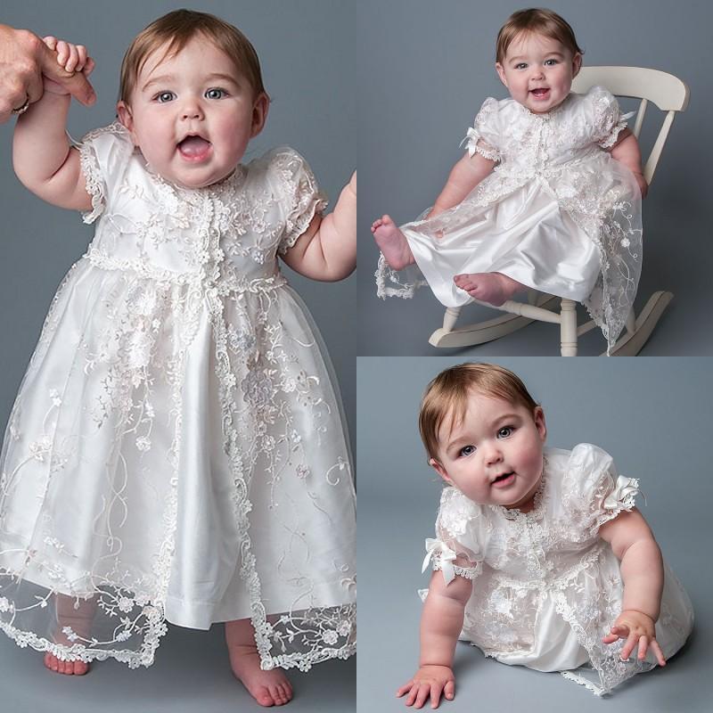 Крестильная платье для девочки своими руками 222