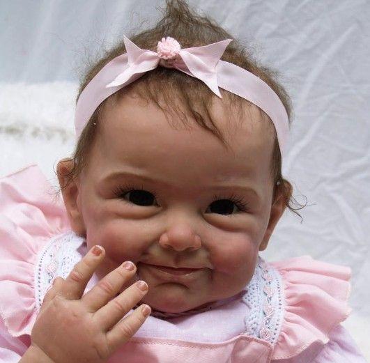 poupee silicone baby doll colecionaveis black reborn
