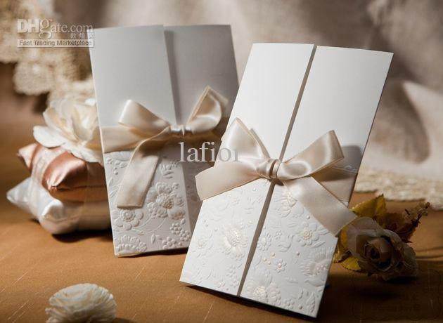 discount cheap wedding invitation cards elegant wedding,