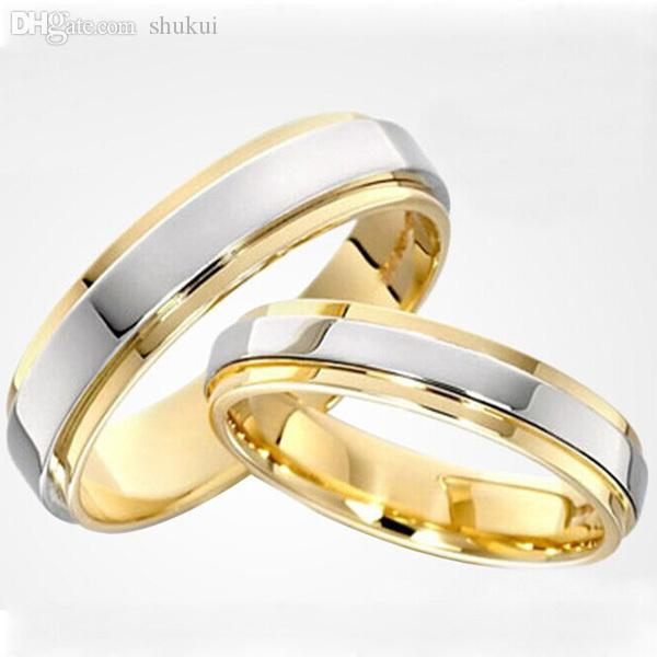 wholesale super cheap discount mens and womens pure titanium rings classic mens womens wedding bands engagement rings couple rings sets pearl engagement - Cheap Womens Wedding Rings