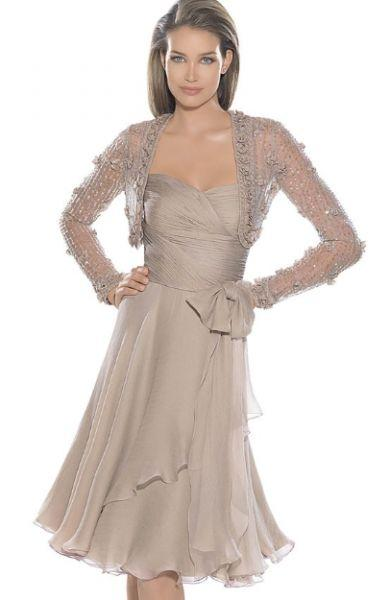 mother of the bride dresses with jackets - Wholesale Cheap Newest ...