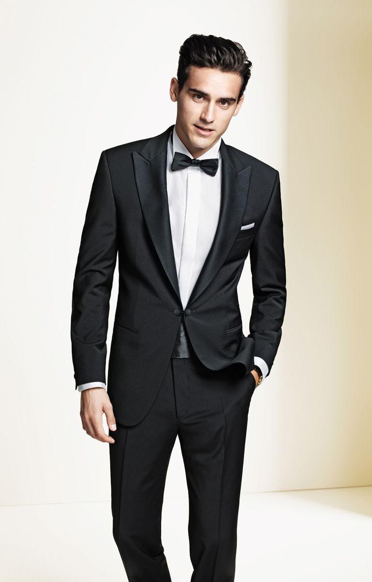 2017 2015 Formal Tuxedos Suits Men Wedding Suit Slim Fit Business ...