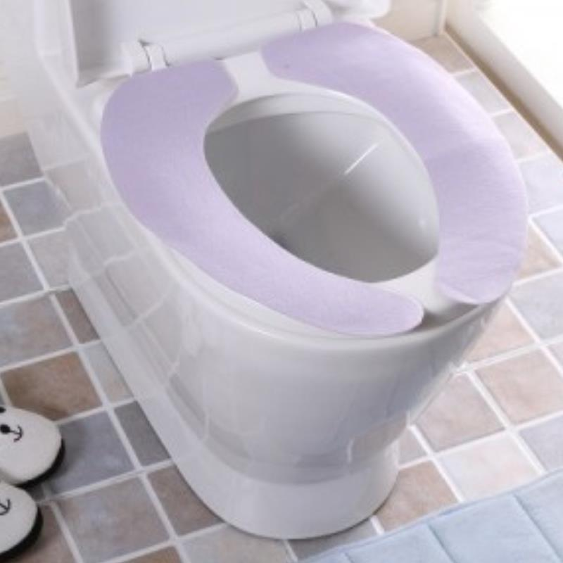 2017 Banheiro Infant Overcoat Cover Self Adhesive Cleaning Warm Toilet Seat L