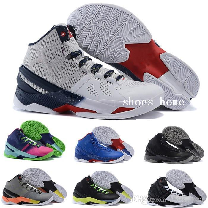 discount curry 2 basketball shoes 2015 men stephen curry