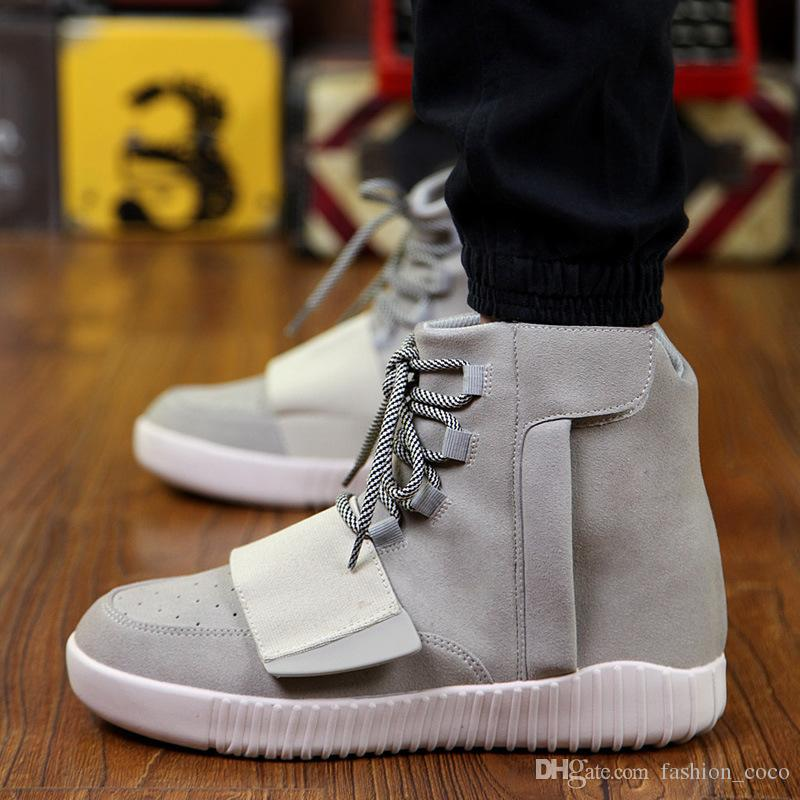 kanye west yeezy 750 boost shoes for top quality