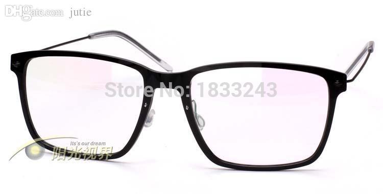 Crazy Glue Glasses Frame : Wholesale-Free shipping Lindberg glasses frame of flat ...